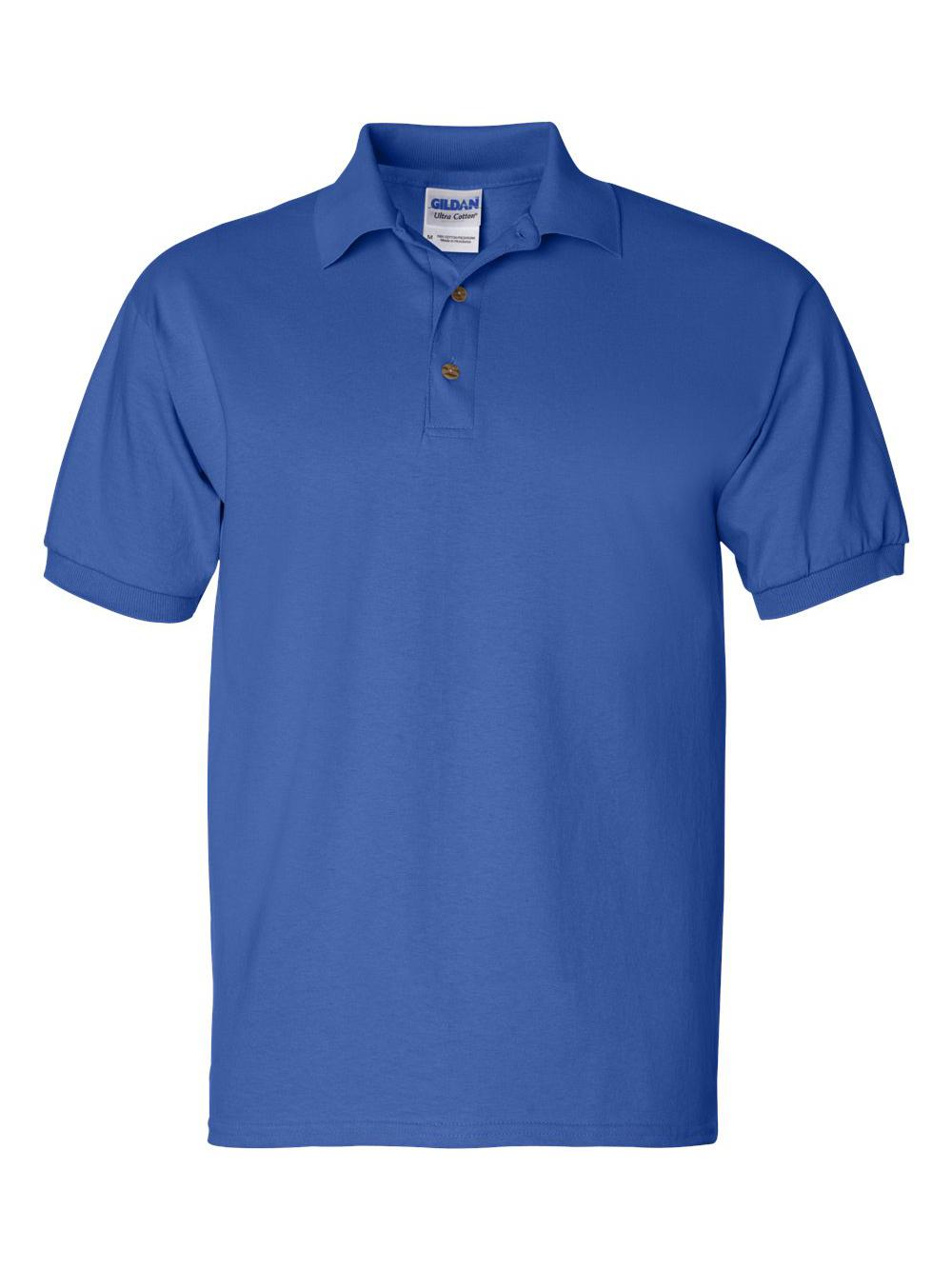 Gildan-Ultra-Cotton-Jersey-Sport-Shirt-2800 thumbnail 18