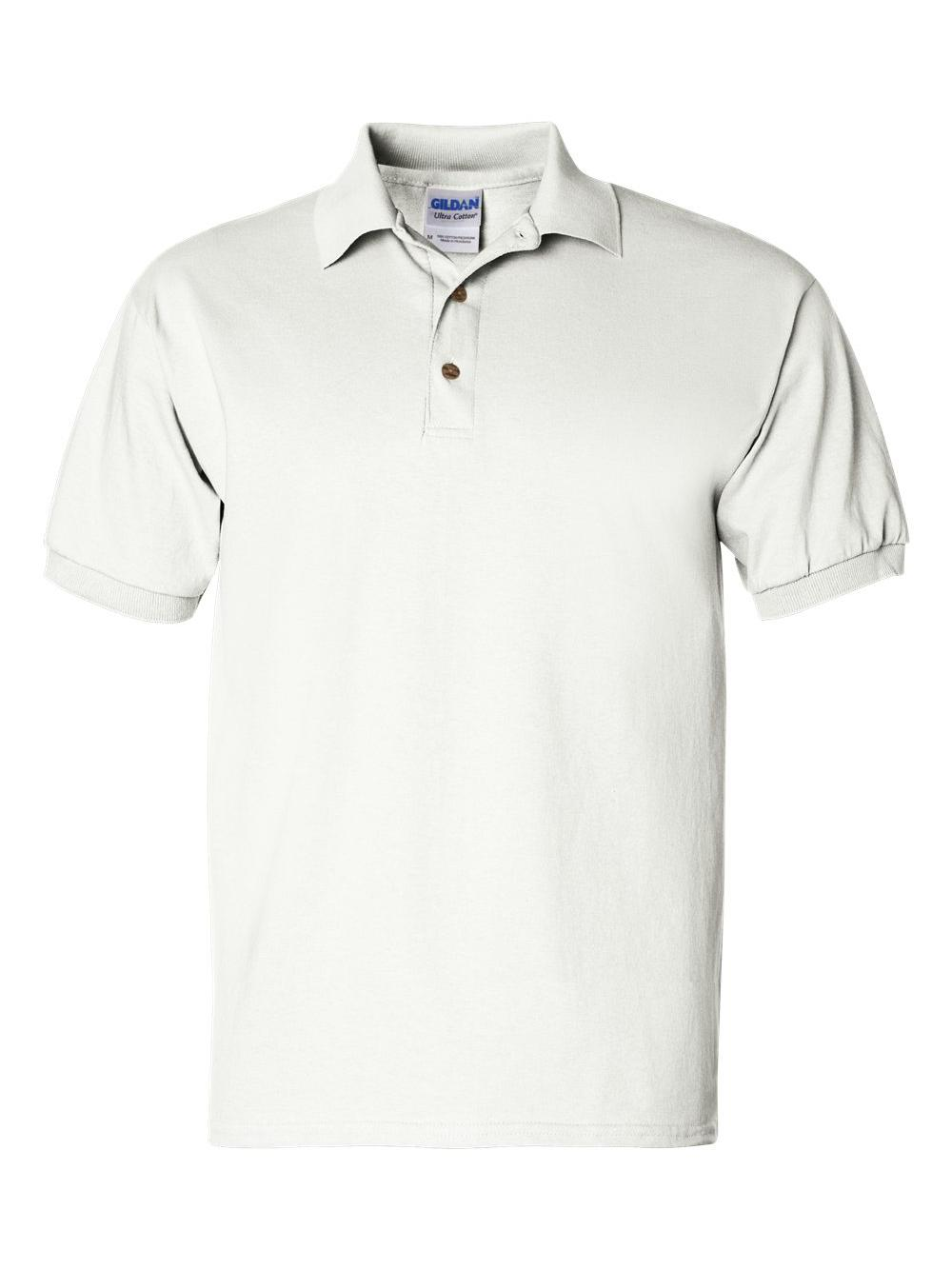 Gildan-Ultra-Cotton-Jersey-Sport-Shirt-2800 thumbnail 21