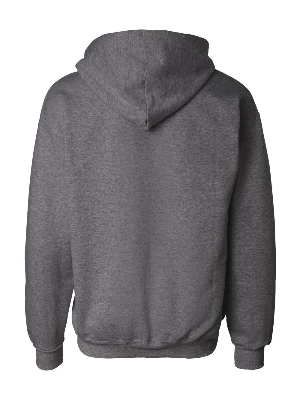 Hanes-Ultimate-Cotton-Full-Zip-Hooded-Sweatshirt-F280 thumbnail 7
