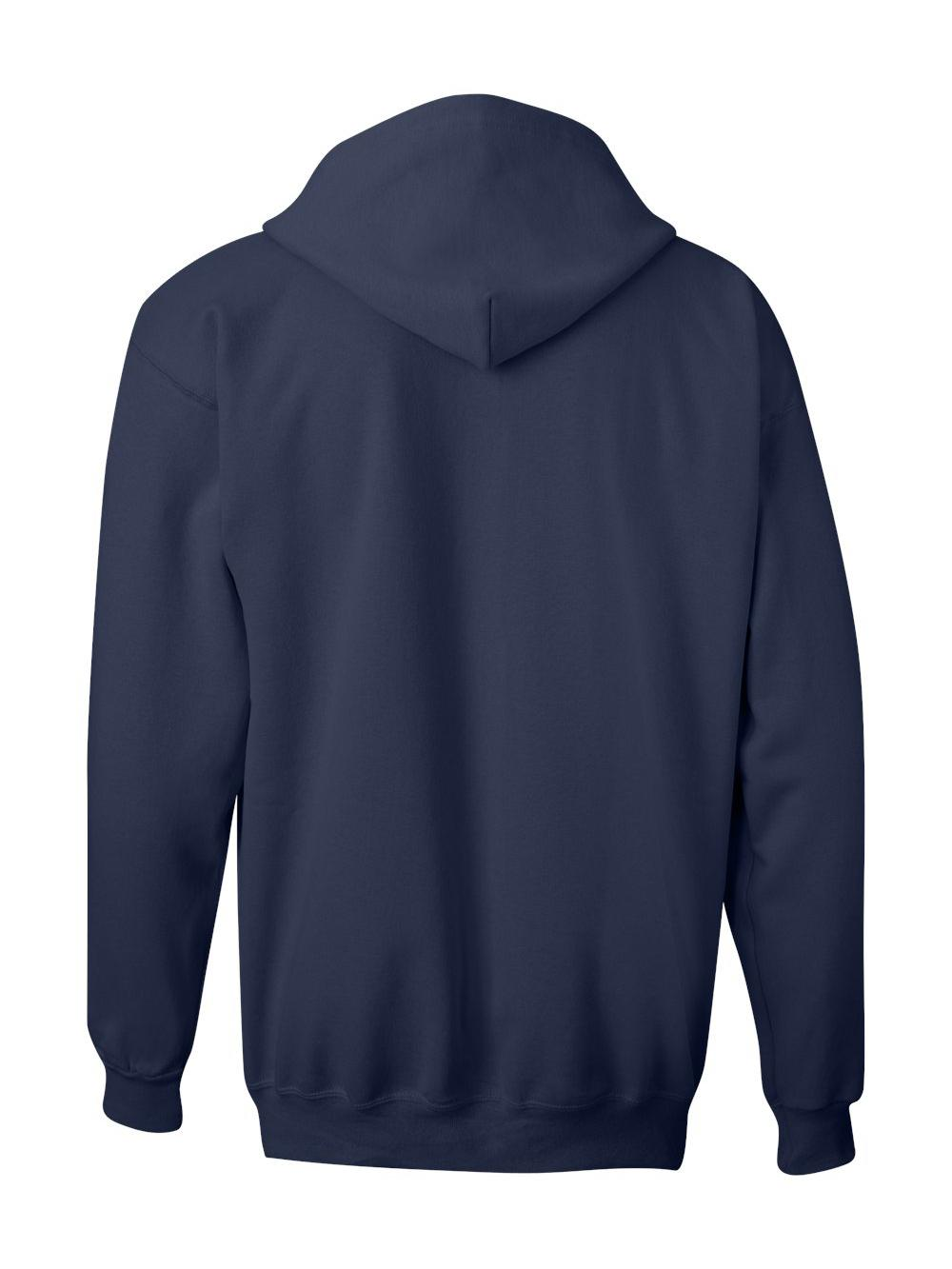 Hanes-Ultimate-Cotton-Full-Zip-Hooded-Sweatshirt-F280 thumbnail 16