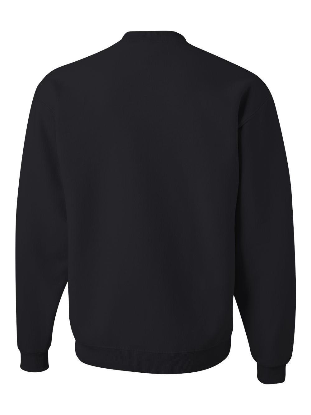 Jerzees-NuBlend-Crewneck-Sweatshirt-562MR thumbnail 10