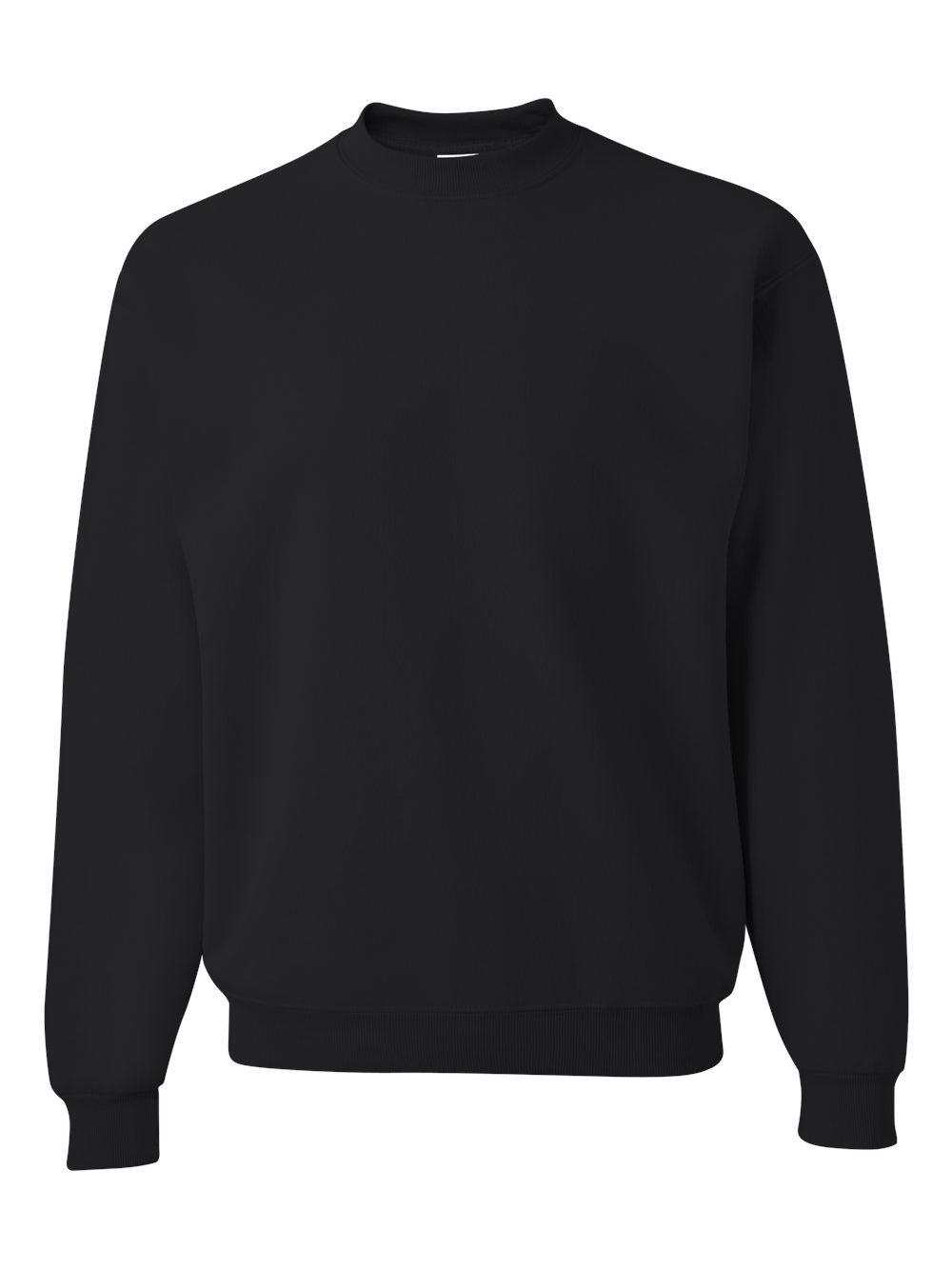 Jerzees-NuBlend-Crewneck-Sweatshirt-562MR thumbnail 9