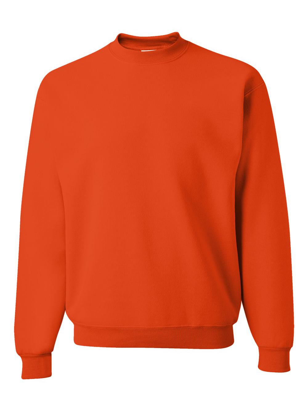 Jerzees-NuBlend-Crewneck-Sweatshirt-562MR thumbnail 15