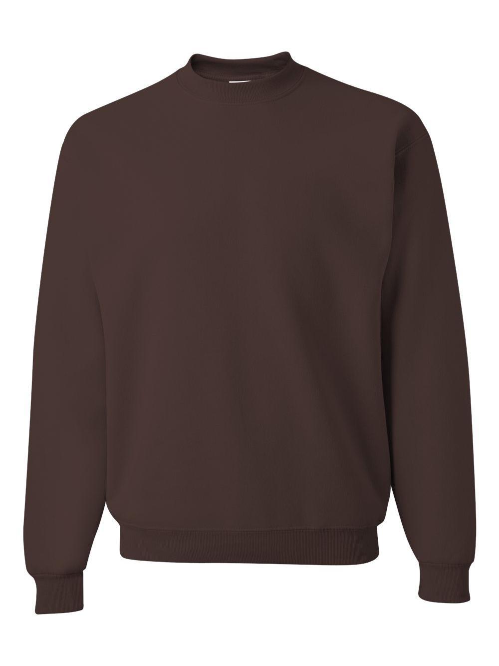 Jerzees-NuBlend-Crewneck-Sweatshirt-562MR thumbnail 24