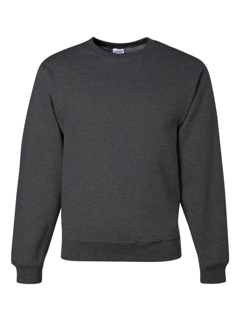 Jerzees-NuBlend-Crewneck-Sweatshirt-562MR thumbnail 12