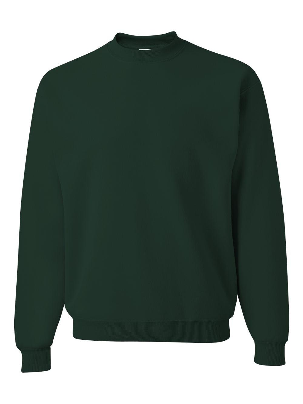 Jerzees-NuBlend-Crewneck-Sweatshirt-562MR thumbnail 39