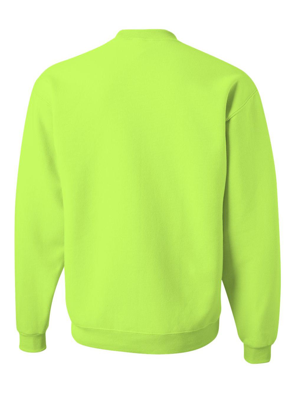 Jerzees-NuBlend-Crewneck-Sweatshirt-562MR thumbnail 76