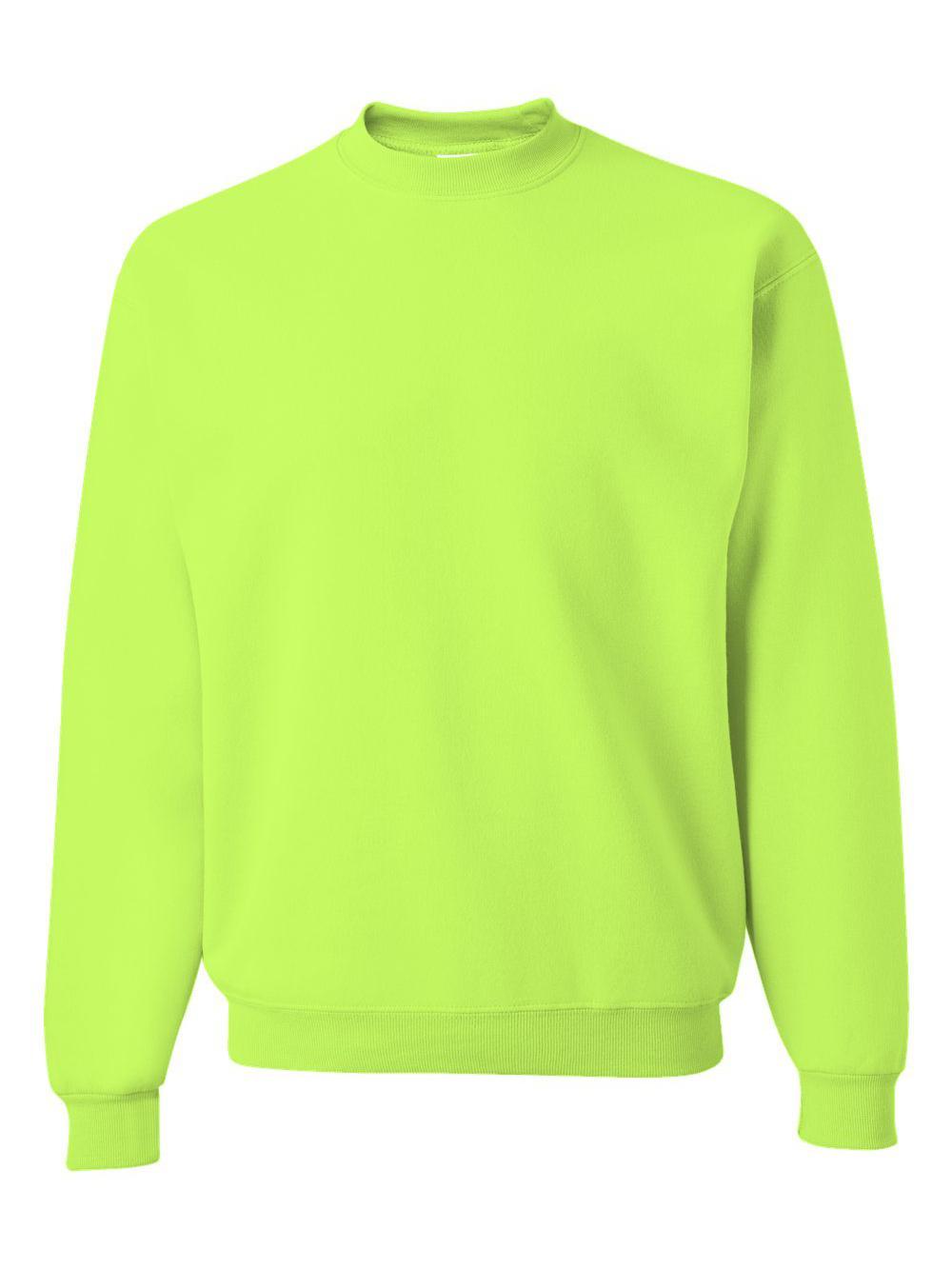 Jerzees-NuBlend-Crewneck-Sweatshirt-562MR thumbnail 75