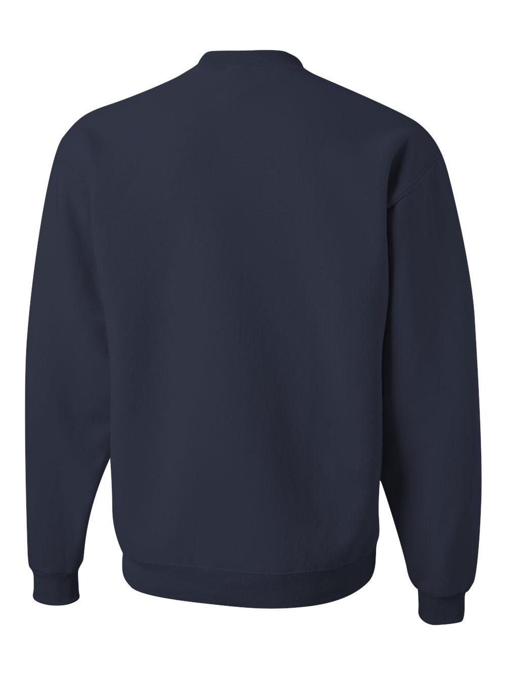 Jerzees-NuBlend-Crewneck-Sweatshirt-562MR thumbnail 46