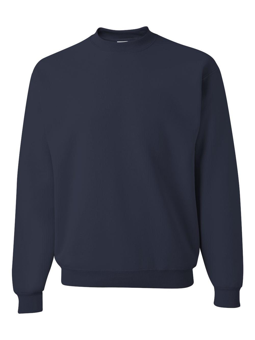 Jerzees-NuBlend-Crewneck-Sweatshirt-562MR thumbnail 45