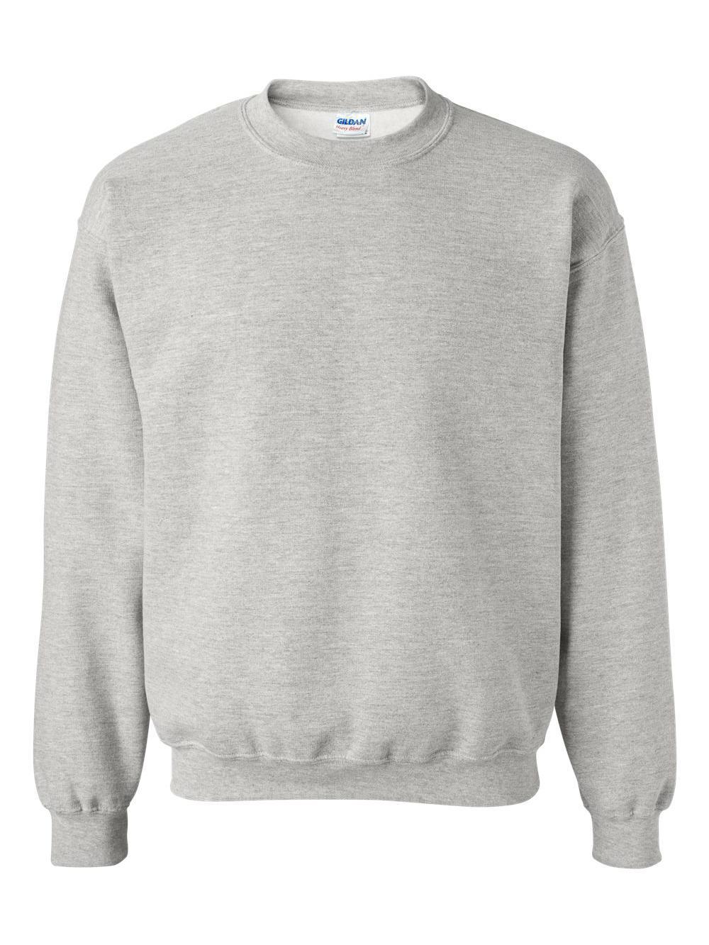 Gildan-Heavy-Blend-Crewneck-Sweatshirt-18000 thumbnail 6