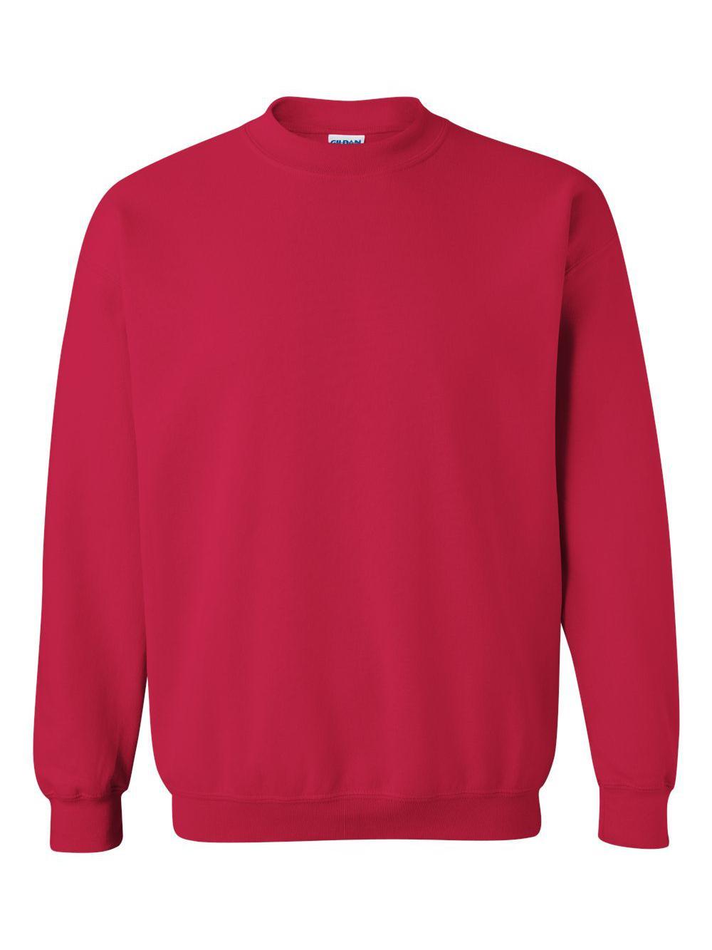 Gildan-Heavy-Blend-Crewneck-Sweatshirt-18000 thumbnail 23