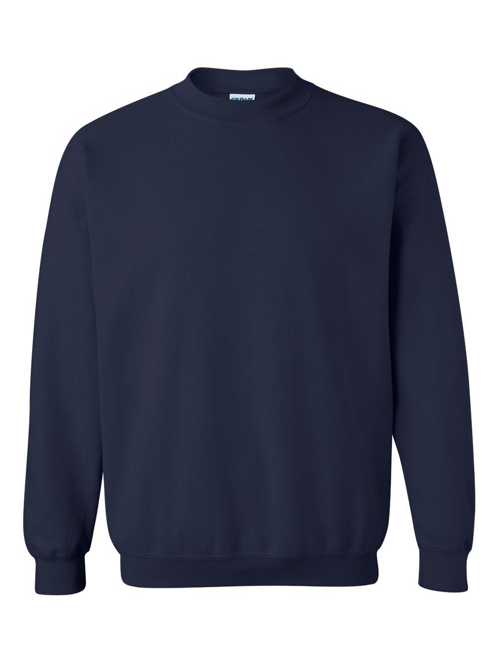 Gildan-Heavy-Blend-Crewneck-Sweatshirt-18000 thumbnail 73