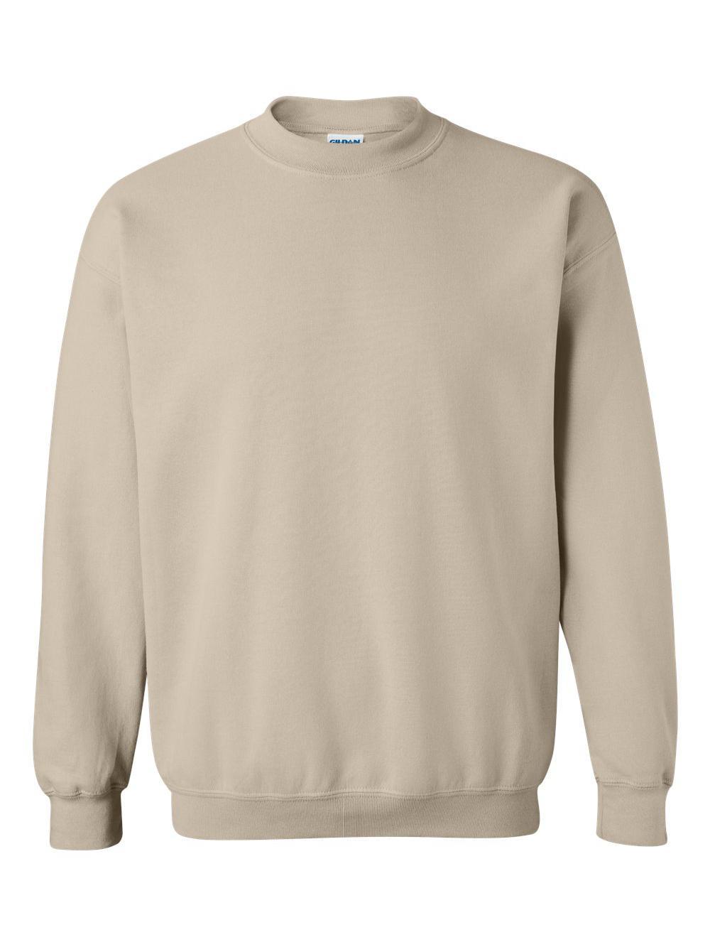 Gildan-Heavy-Blend-Crewneck-Sweatshirt-18000 thumbnail 105