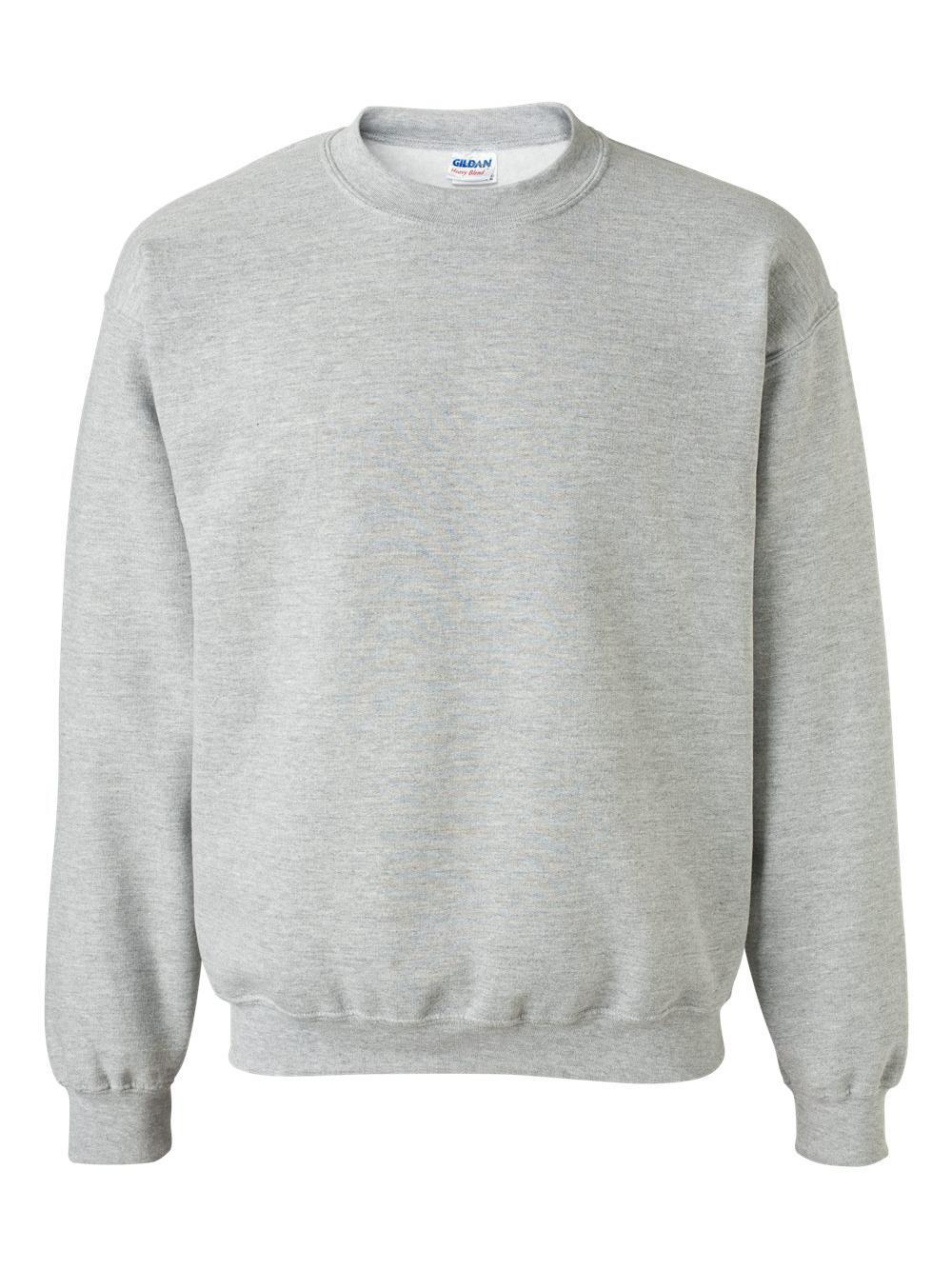 Gildan-Heavy-Blend-Crewneck-Sweatshirt-18000 thumbnail 82