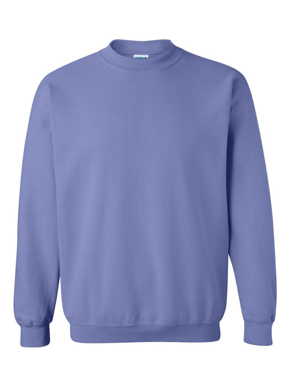 Gildan-Heavy-Blend-Crewneck-Sweatshirt-18000 thumbnail 85