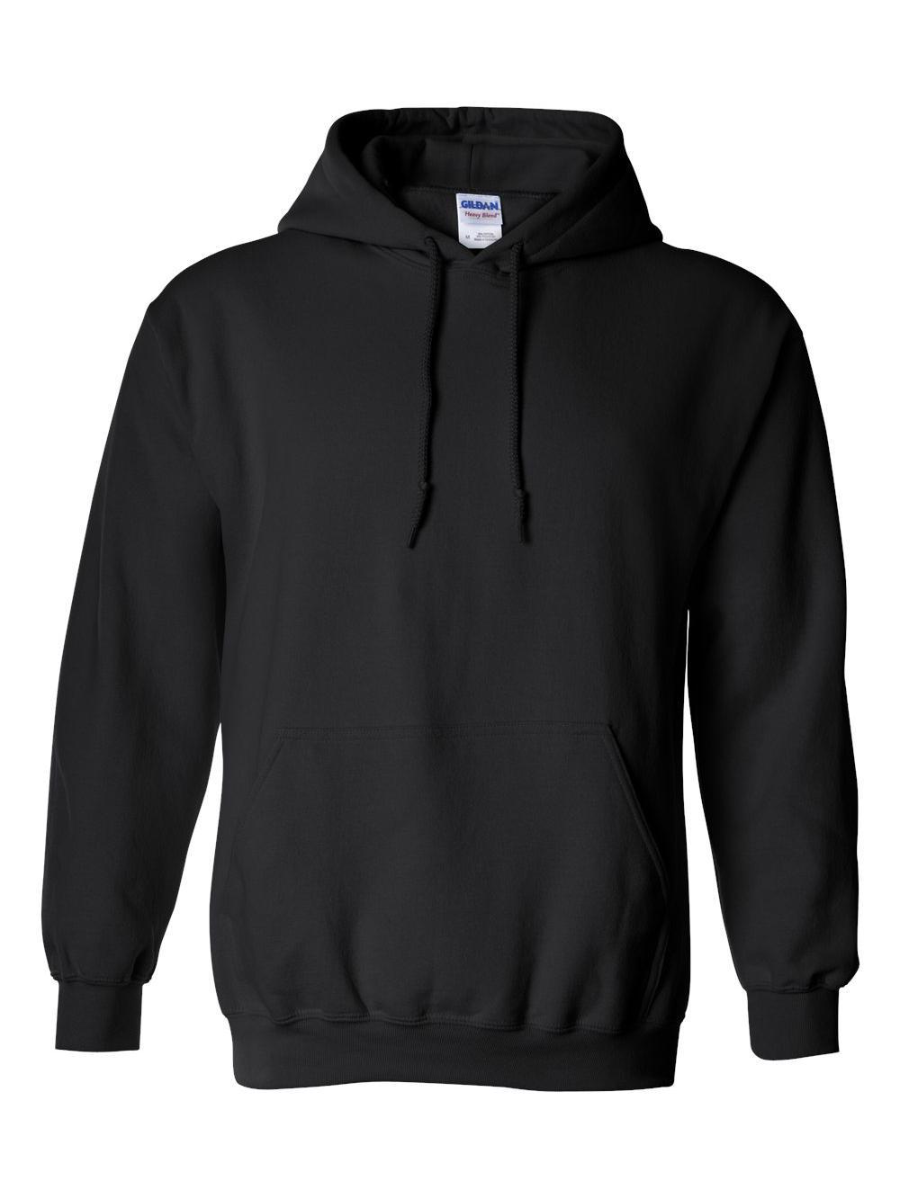Gildan-Heavy-Blend-Hooded-Sweatshirt-18500 miniatura 12