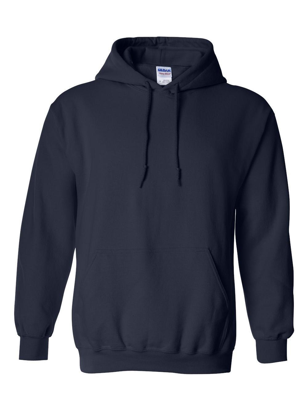 Gildan-Heavy-Blend-Hooded-Sweatshirt-18500 miniatura 84