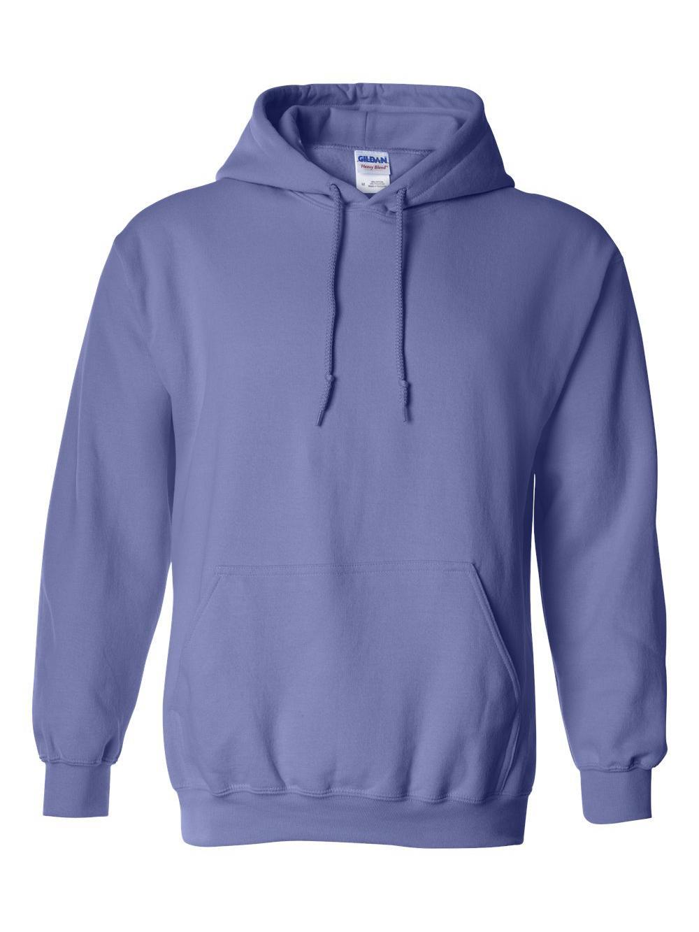 Gildan-Heavy-Blend-Hooded-Sweatshirt-18500 miniatura 117