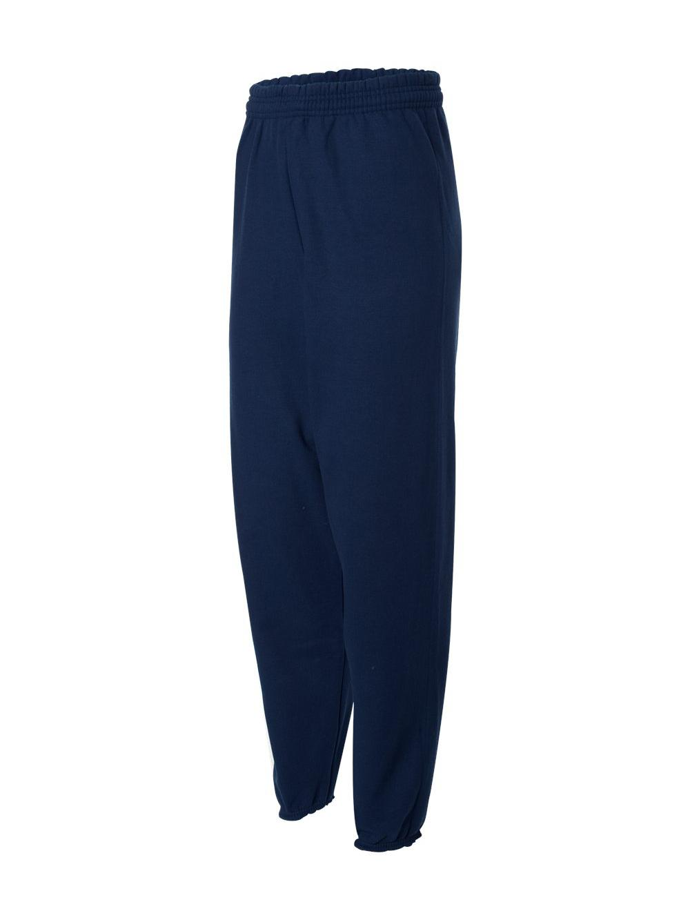 3d2811310 Hanes Mens Ecosmart Fleece Sweatpant Navy L. About this product. Picture 1  of 4; Picture 2 of 4; Picture 3 of 4 ...