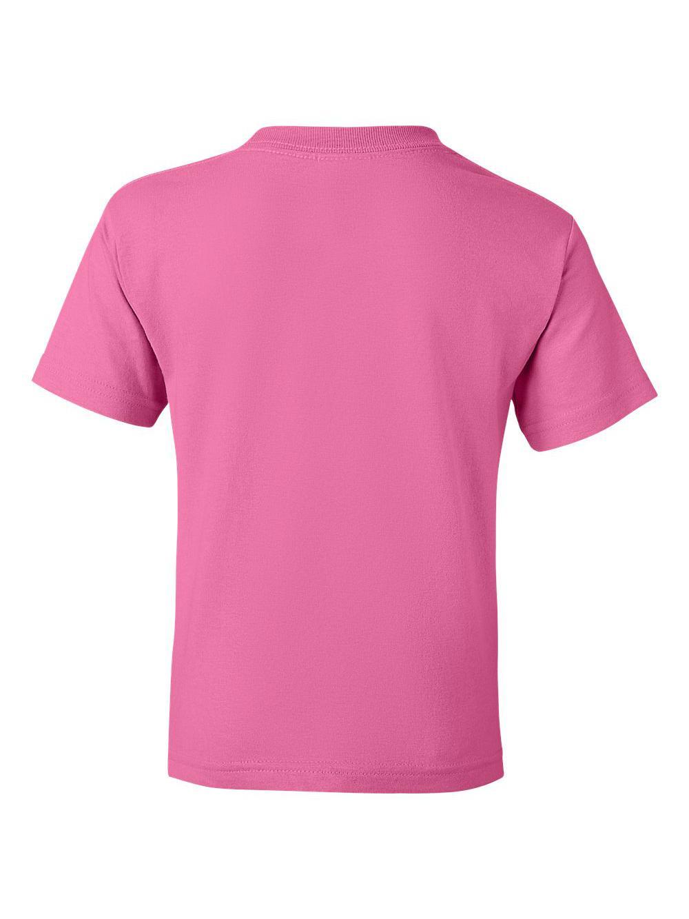 Gildan-DryBlend-Youth-50-50-T-Shirt-8000B thumbnail 7