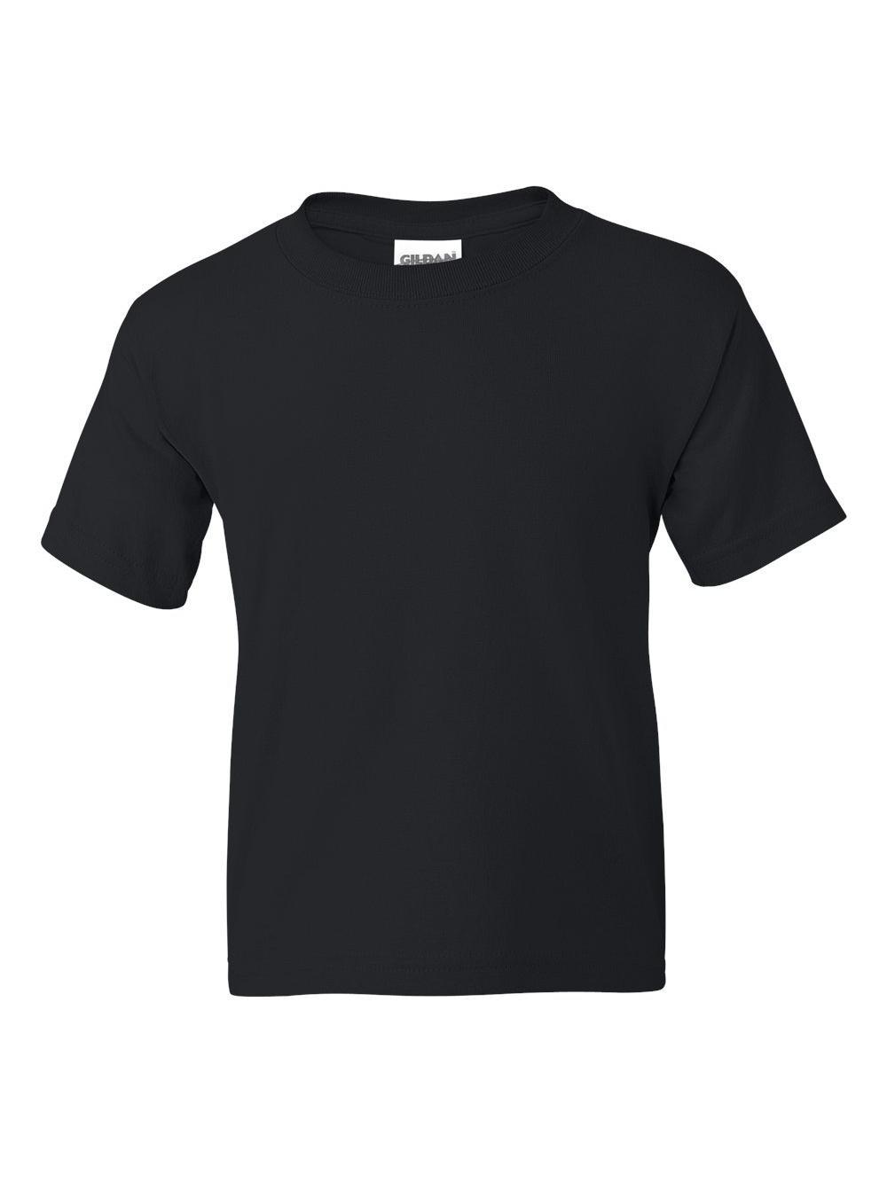Gildan-DryBlend-Youth-50-50-T-Shirt-8000B thumbnail 9