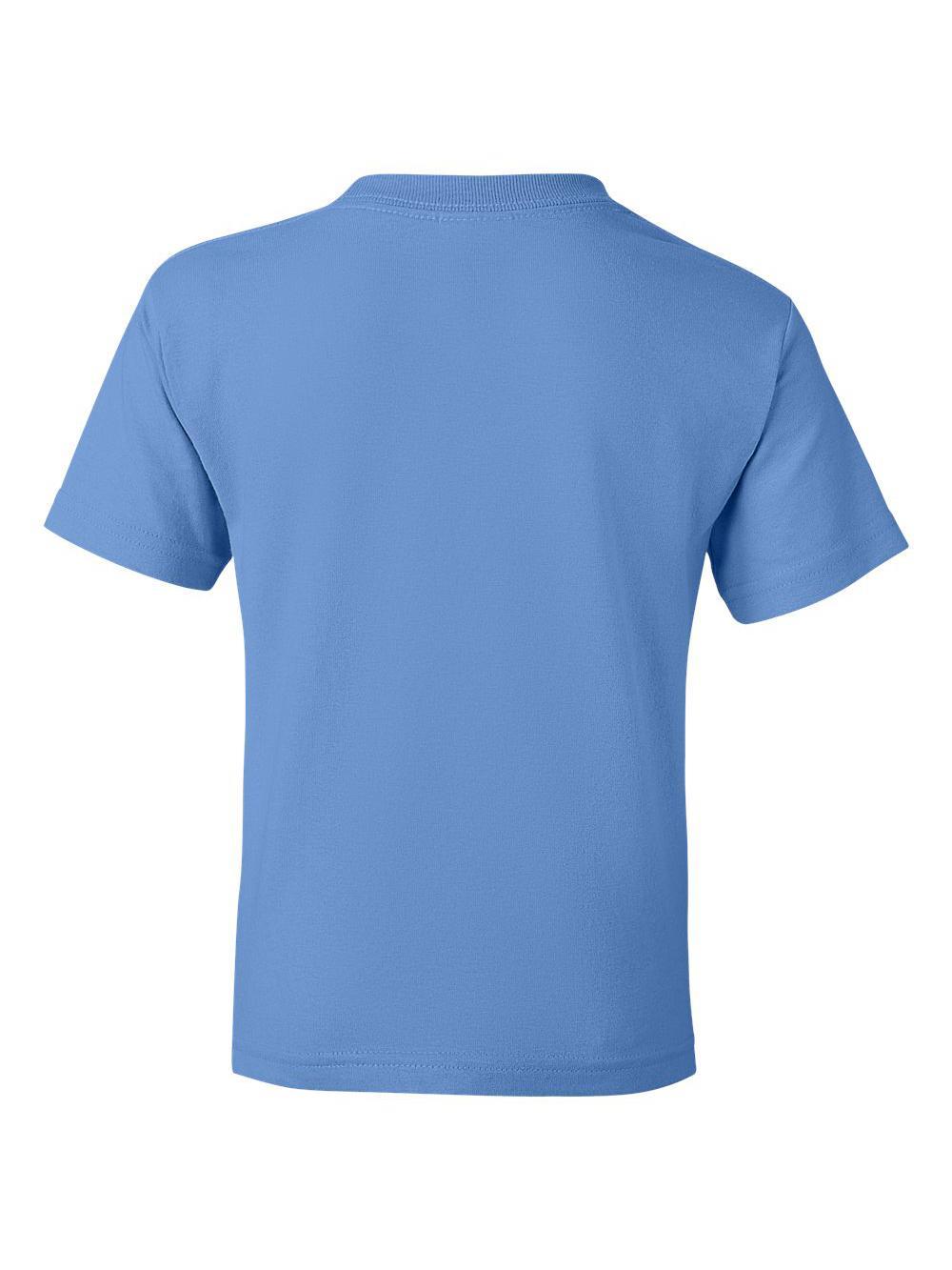 Gildan-DryBlend-Youth-50-50-T-Shirt-8000B thumbnail 13