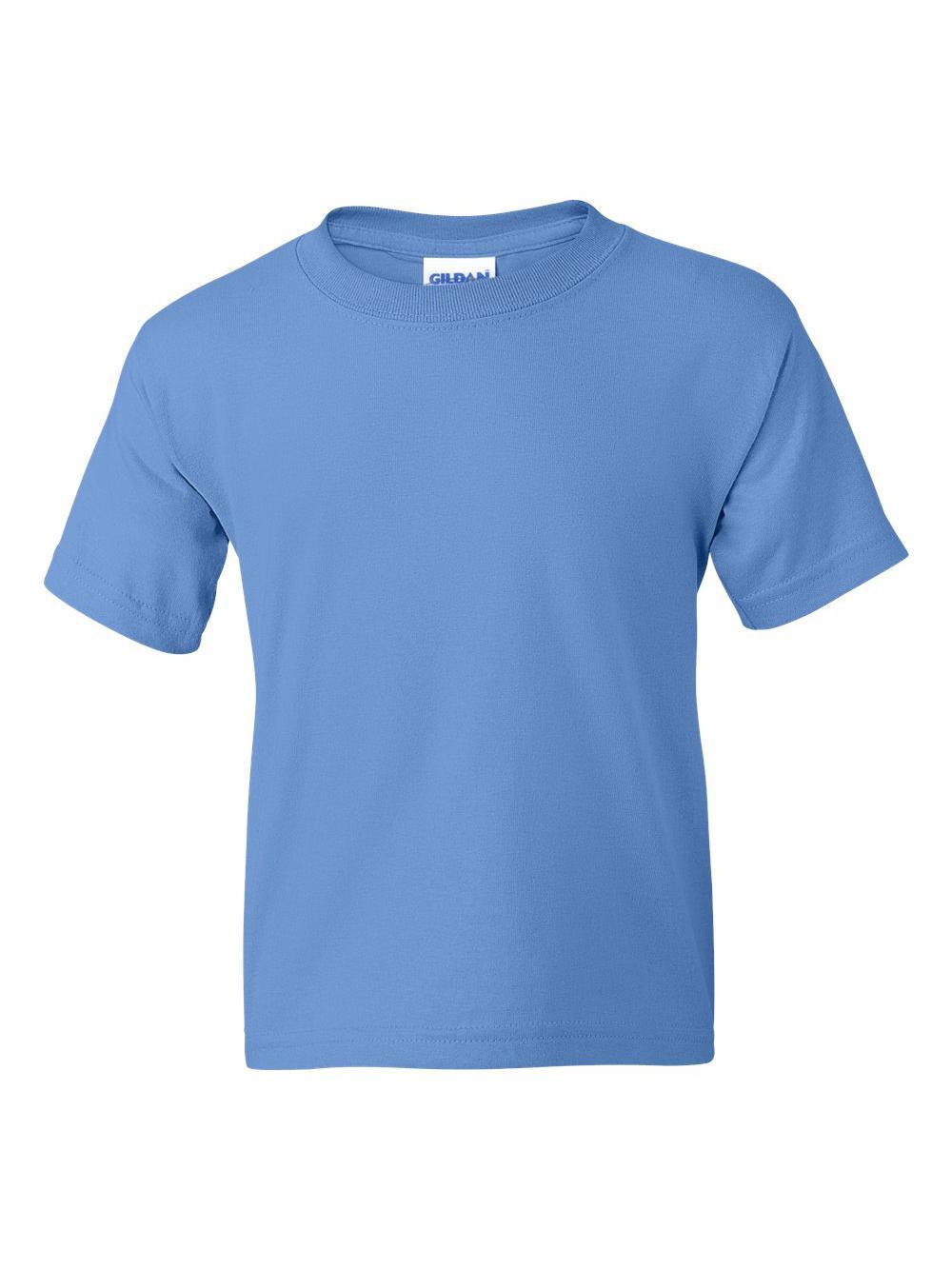 Gildan-DryBlend-Youth-50-50-T-Shirt-8000B thumbnail 12