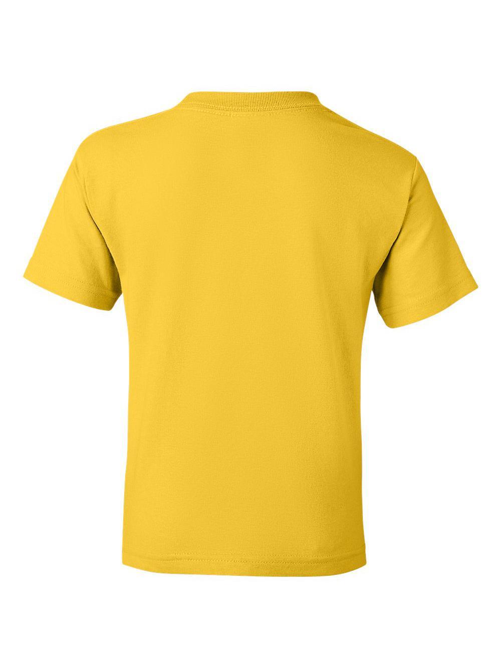 Gildan-DryBlend-Youth-50-50-T-Shirt-8000B thumbnail 16