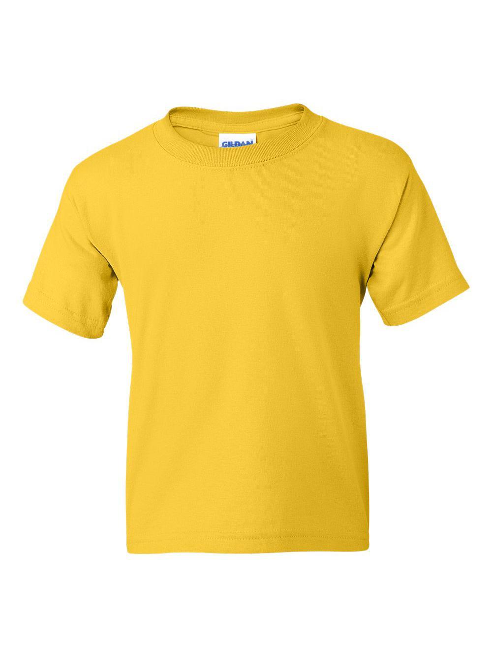 Gildan-DryBlend-Youth-50-50-T-Shirt-8000B thumbnail 15