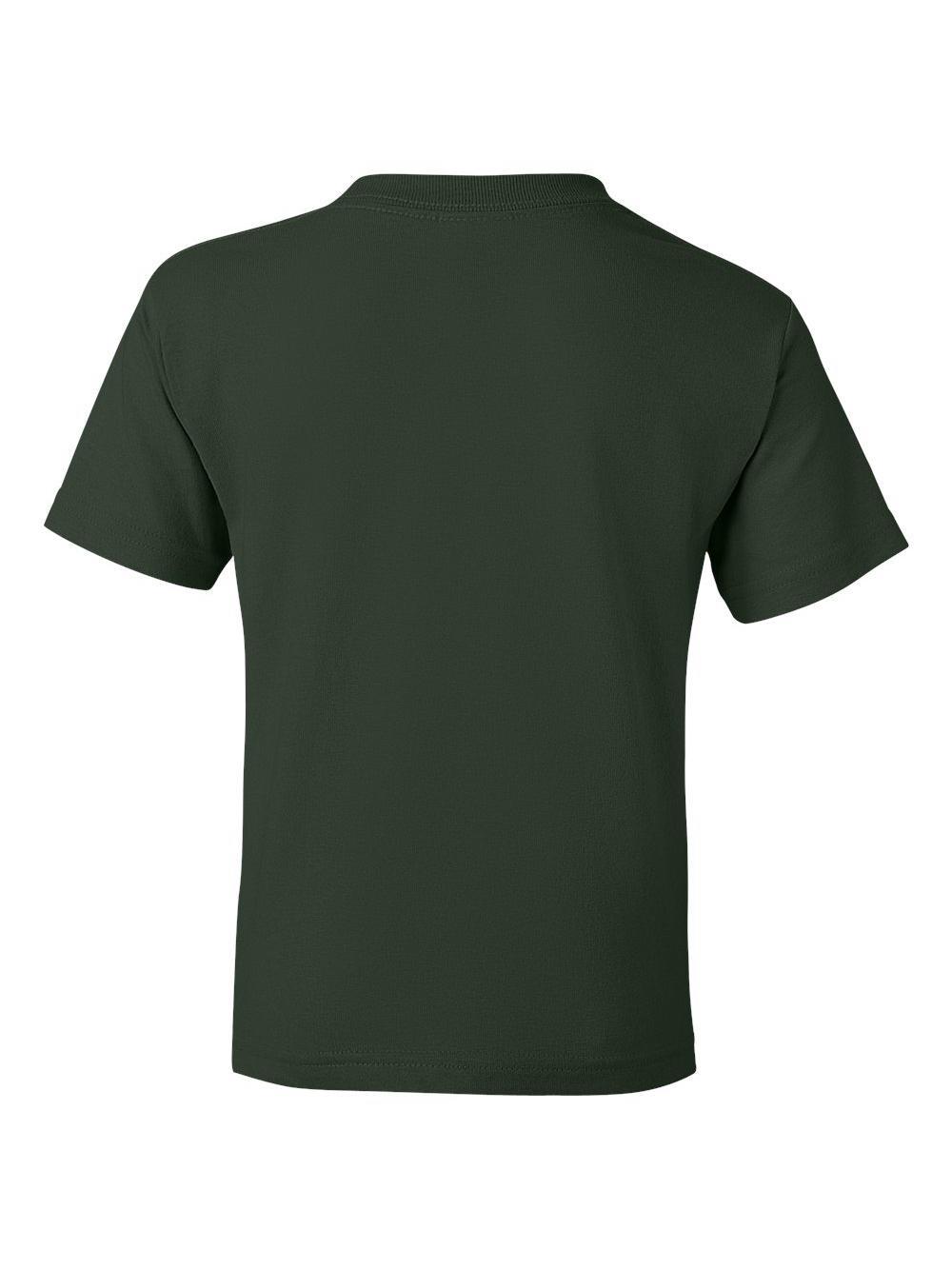 Gildan-DryBlend-Youth-50-50-T-Shirt-8000B thumbnail 25