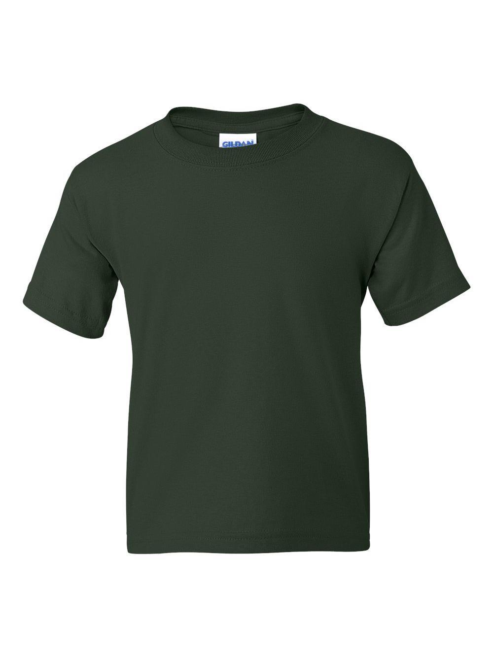 Gildan-DryBlend-Youth-50-50-T-Shirt-8000B thumbnail 24