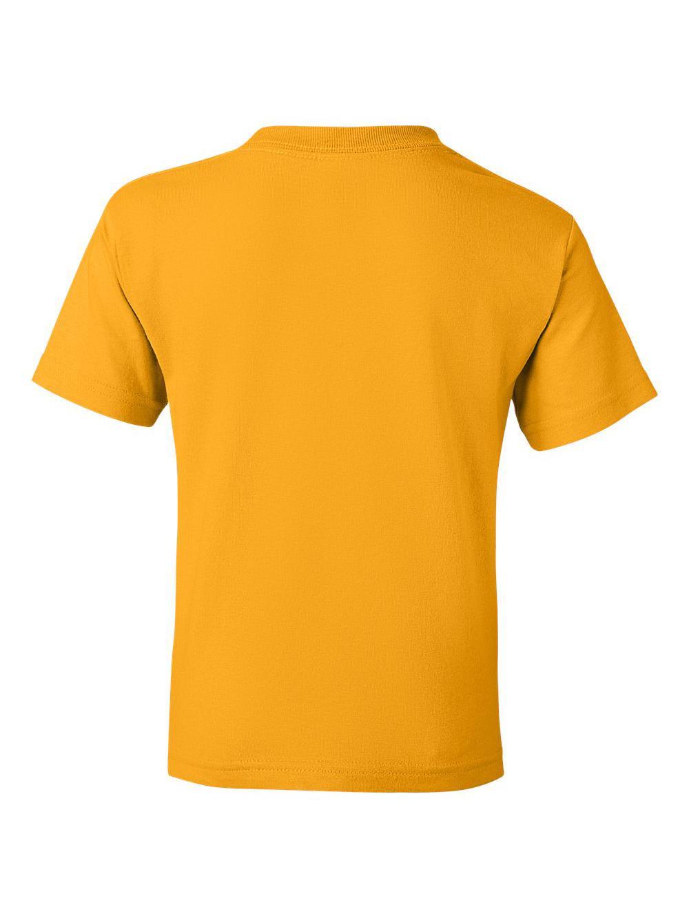 Gildan-DryBlend-Youth-50-50-T-Shirt-8000B thumbnail 28