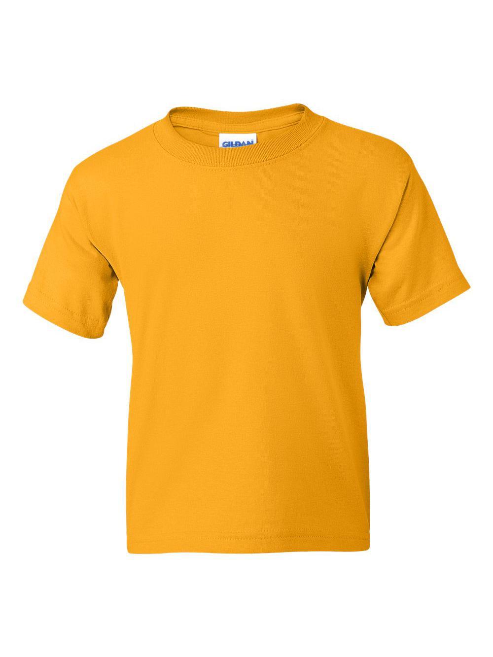 Gildan-DryBlend-Youth-50-50-T-Shirt-8000B thumbnail 27