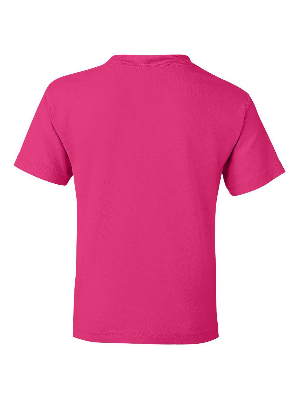 Gildan-DryBlend-Youth-50-50-T-Shirt-8000B thumbnail 46