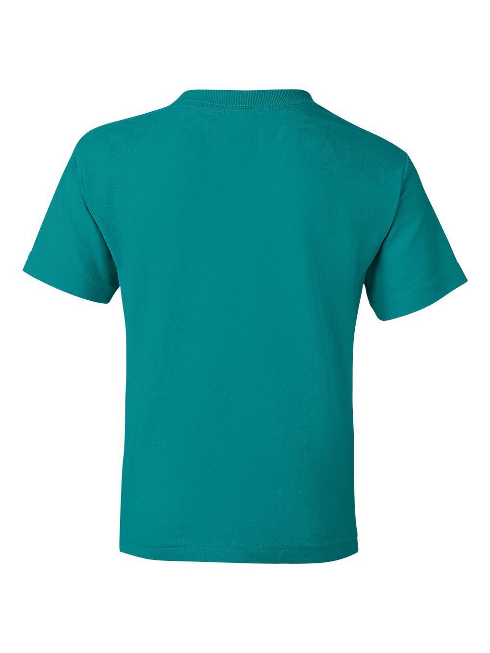 Gildan-DryBlend-Youth-50-50-T-Shirt-8000B thumbnail 52