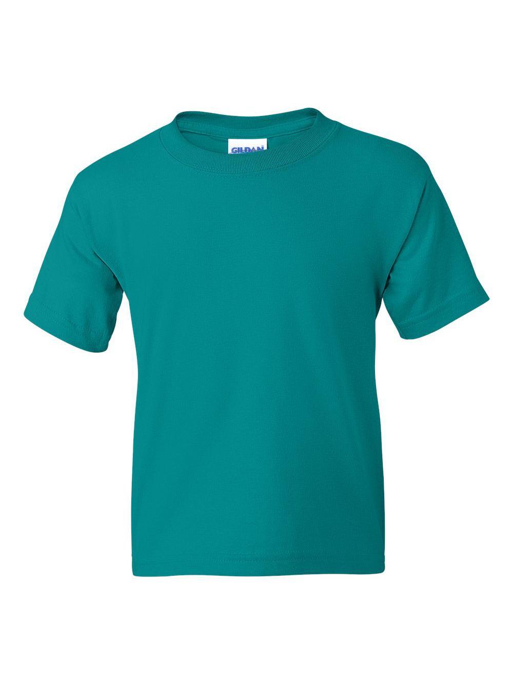 Gildan-DryBlend-Youth-50-50-T-Shirt-8000B thumbnail 51