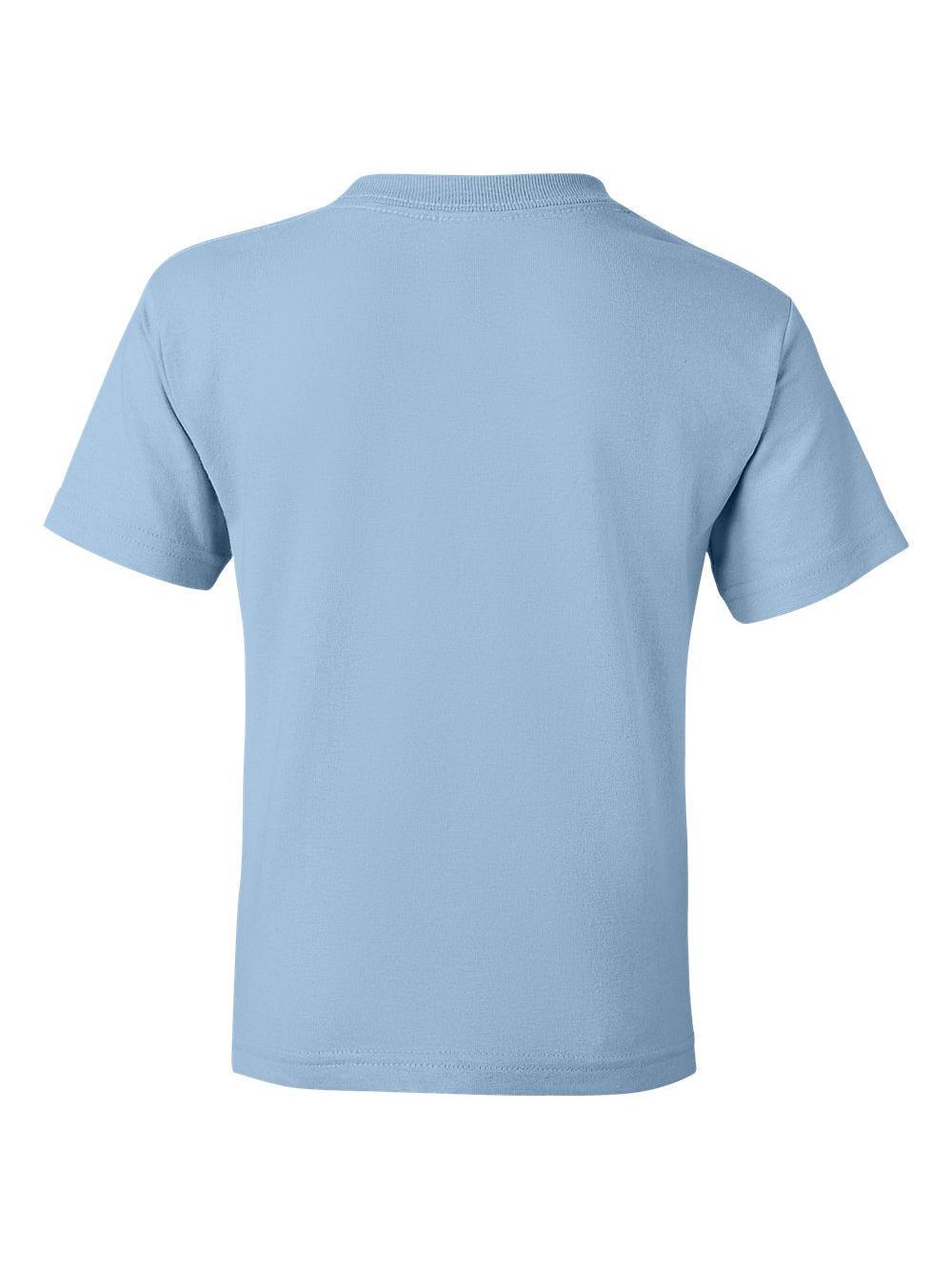 Gildan-DryBlend-Youth-50-50-T-Shirt-8000B thumbnail 58