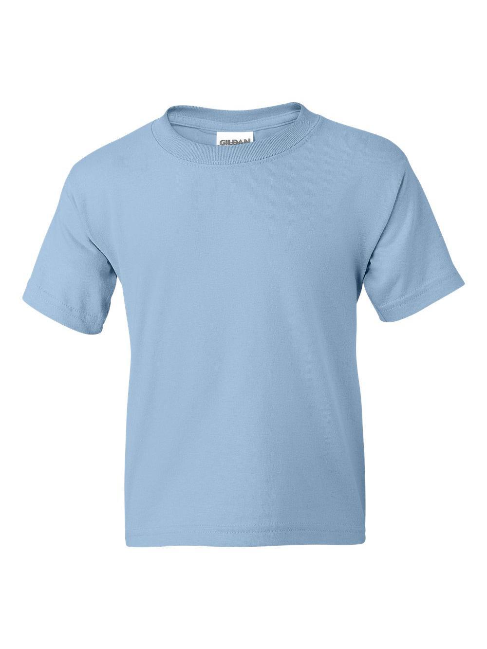 Gildan-DryBlend-Youth-50-50-T-Shirt-8000B thumbnail 57