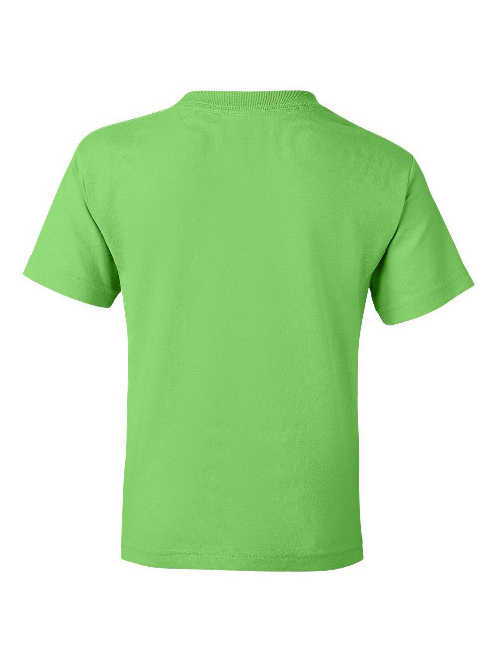 Gildan-DryBlend-Youth-50-50-T-Shirt-8000B thumbnail 61