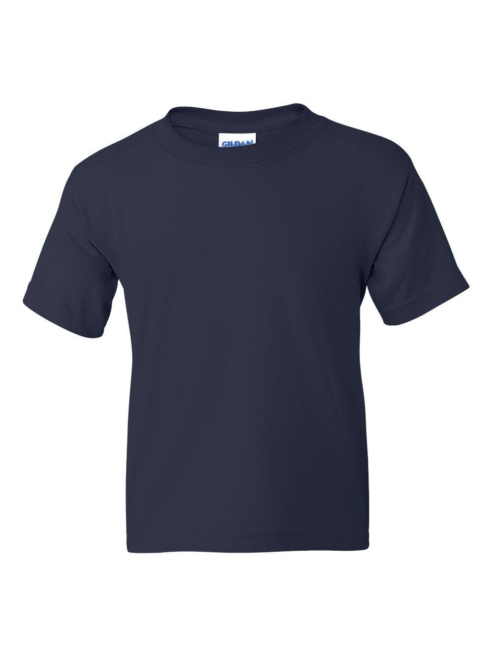 Gildan-DryBlend-Youth-50-50-T-Shirt-8000B thumbnail 66