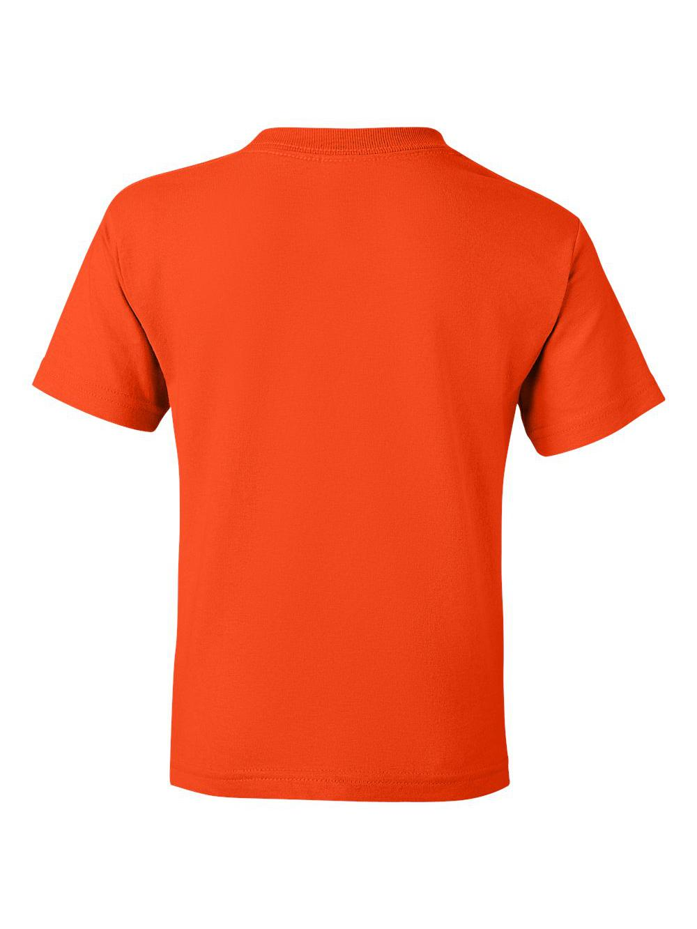 Gildan-DryBlend-Youth-50-50-T-Shirt-8000B thumbnail 70