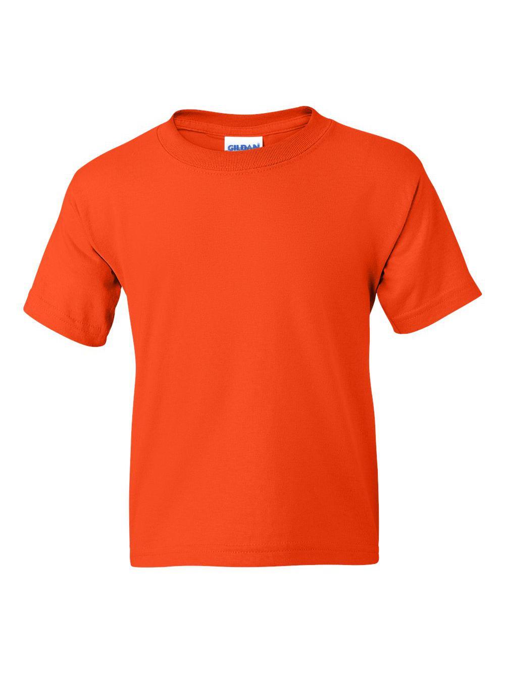 Gildan-DryBlend-Youth-50-50-T-Shirt-8000B thumbnail 69