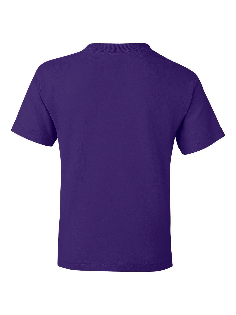 Gildan-DryBlend-Youth-50-50-T-Shirt-8000B thumbnail 73