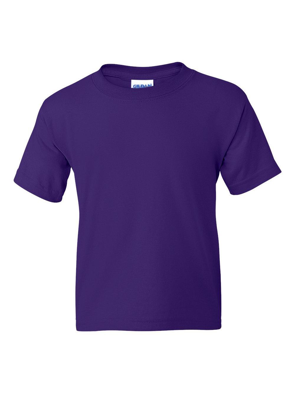 Gildan-DryBlend-Youth-50-50-T-Shirt-8000B thumbnail 72