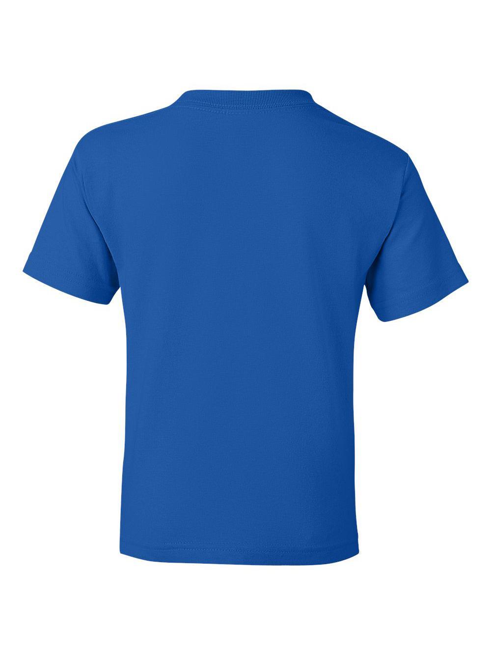 Gildan-DryBlend-Youth-50-50-T-Shirt-8000B thumbnail 79