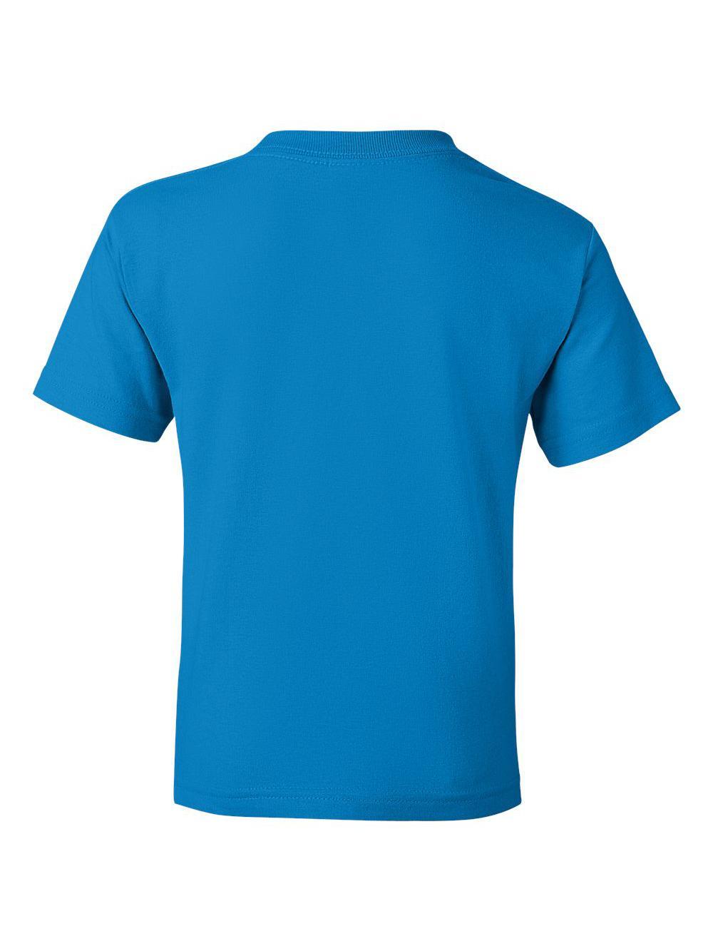 Gildan-DryBlend-Youth-50-50-T-Shirt-8000B thumbnail 88