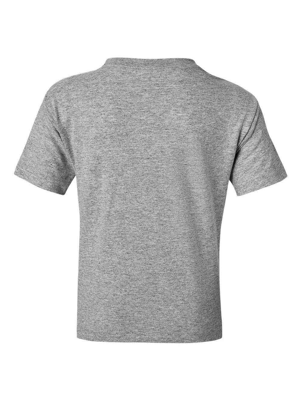 Gildan-DryBlend-Youth-50-50-T-Shirt-8000B thumbnail 100