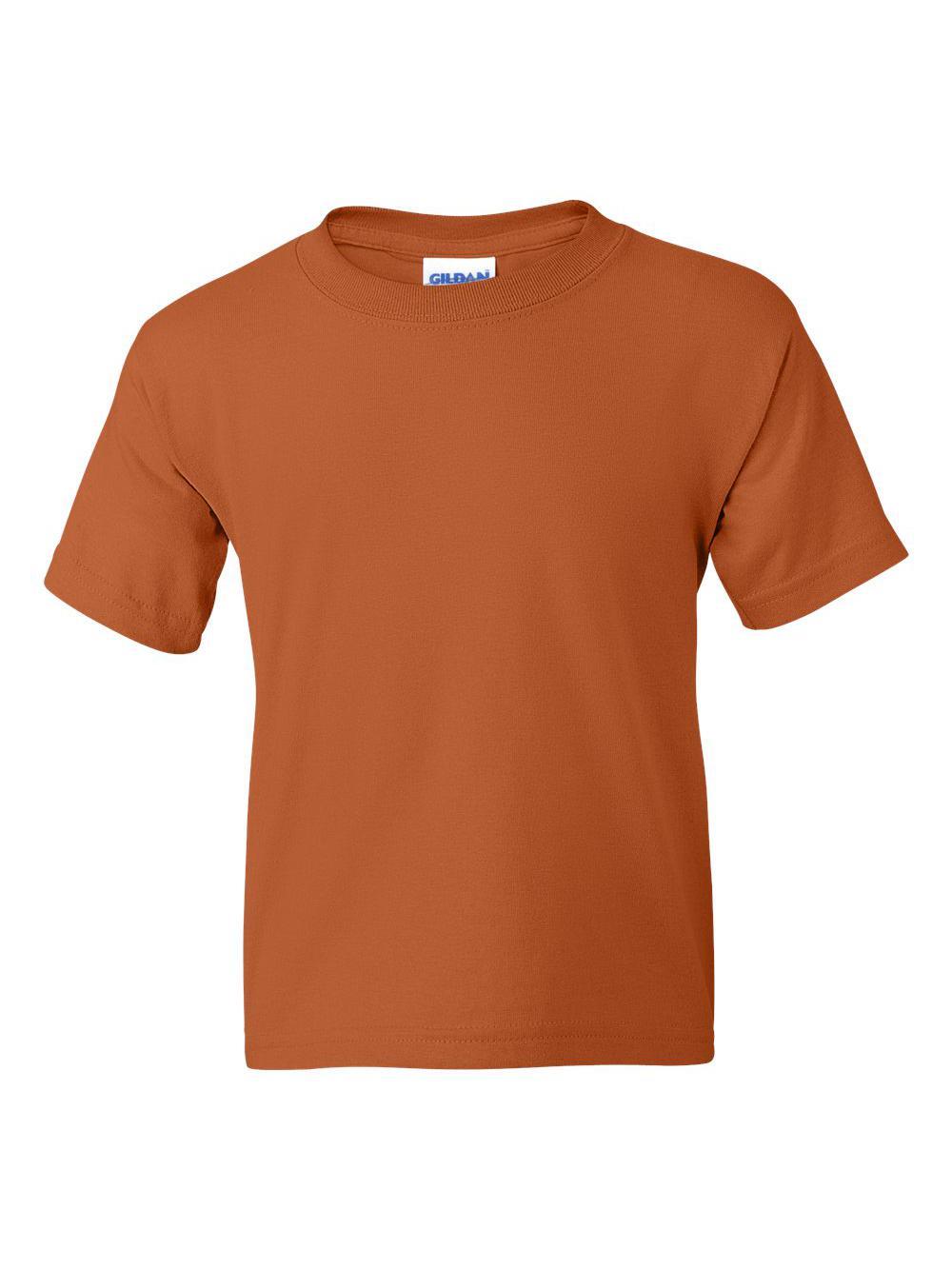 Gildan-DryBlend-Youth-50-50-T-Shirt-8000B thumbnail 108