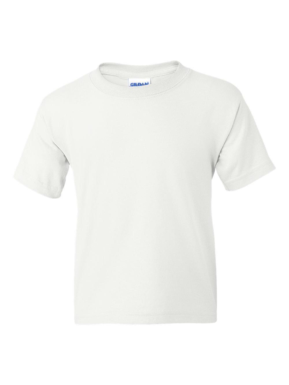 Gildan-DryBlend-Youth-50-50-T-Shirt-8000B thumbnail 111